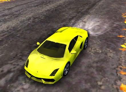 Lamborghini Sürme