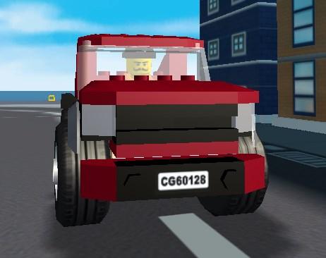 Lego Arabalar