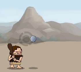 Mağara Adamı Beyzbol