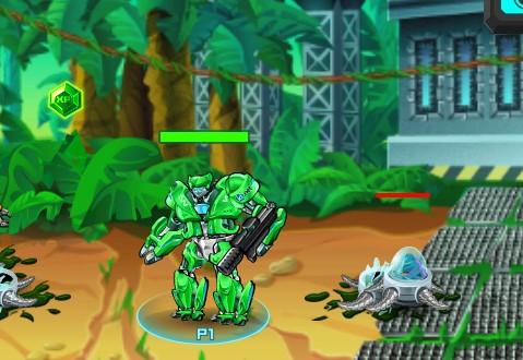 Mega Robotlar