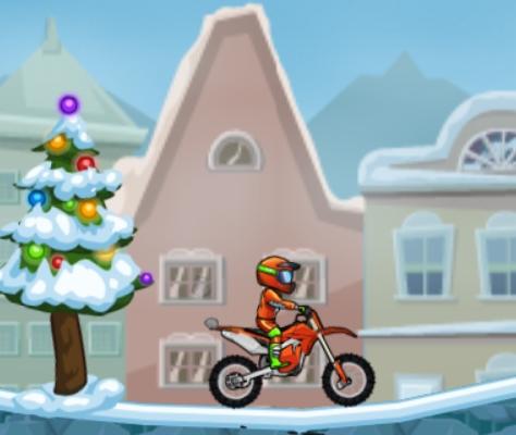 Moto X3M 4 Kış