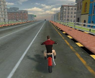 Motorcu Kavgası
