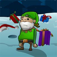 Noel Baba Kış Hazırlığı
