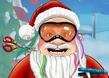 Noel Baba Saç Kesme