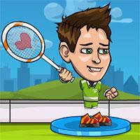 Online Badminton