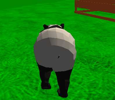 Panda Simülatör