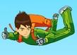 Paraşütçü Ben 10