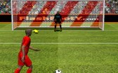 Penaltı Çekme 3D