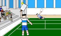 Plastik Adamlar Tenis