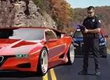 Polis Arabası Park Etme 2
