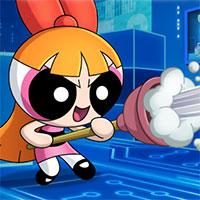 PowerPuff Girl Dünyayı Koru