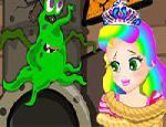 Prensesi Mikroplardan Kurtar