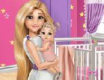 Rapunzel Bebek Odası