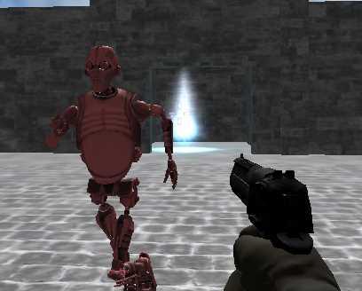 Robot Arenası