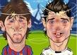 Ronaldo ve Messiyi Tokatla