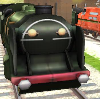 Rus Tren Simülatörü