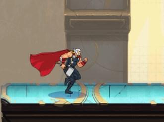 Savaşçı Thor