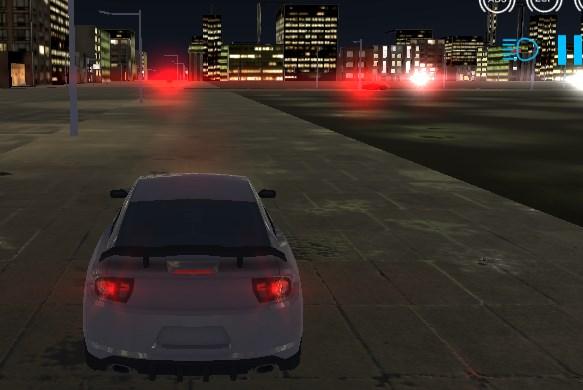 Şehirde Araba Sür