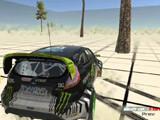 Spor Araba Sürme 3D