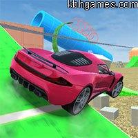 Spor Araba Sürüşü 3D