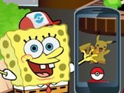 Sünger Bob Pokemon GO
