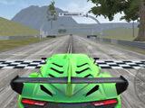 Süper Araba Yarışı 3D