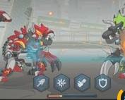 Super Dino Robotlar