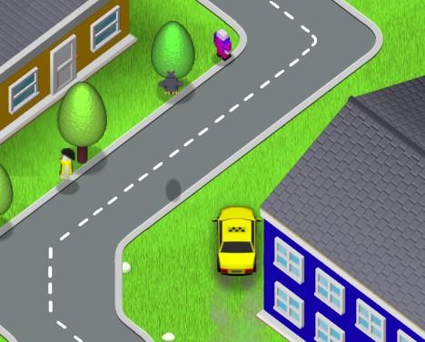 Taksici Olma