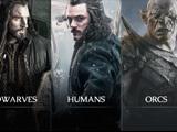 The Hobbit Beş Ordunun Savaşı