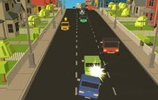 Trafik Canavarı 3D
