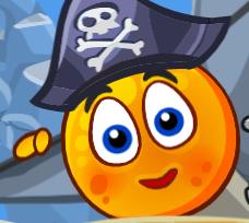Turuncuyu Koru: Korsan Yolculuğu