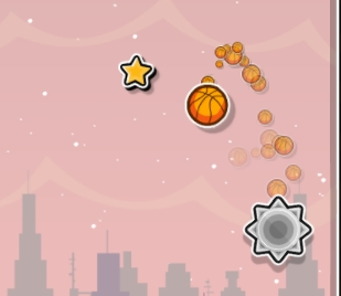 Uçabilen Basket Topu