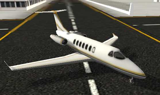 Uçak Simulator 3D