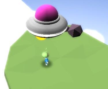 Uzaylı Görevi