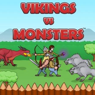 Vikingler ve Yaratıklar
