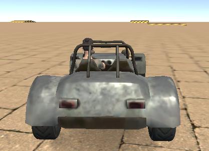 Yeni 3D Araba Yarışı
