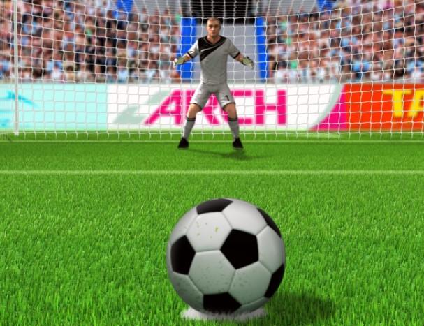 Yeni Penaltı Çekme