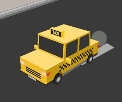 Zıp Zıp Taksi