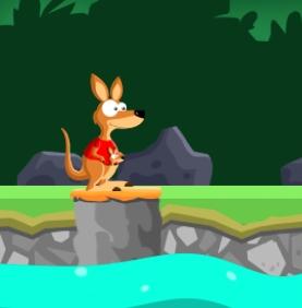 Zıplayan Kanguru